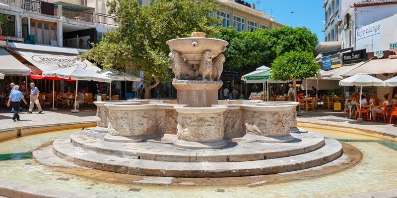 Επίσκεψη στο Ηράκλειο Κρήτης